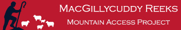 MacGillycuddyReeksMountainAccessProject long Logo