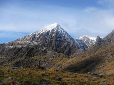 walking on carrauntoohil 2